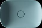 Lavabo Su Mavi Renk Seçeneği